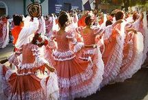 Carnivals and Festivals around the World / by P. Klahr