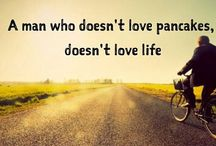 LittlePancakeCo♥quotes / We love quotes - whether they're inspiring, funny or plain common pancake sense, we always have a quote of the day! / by The Little Pancake Company