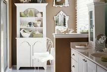 Home Decorating-Bathrooms / by Katie Entrekin