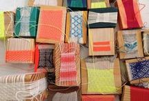 ♥ WEAVING ♥  / by Denise LeFave
