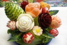Food Carvings and more... / by P. Klahr