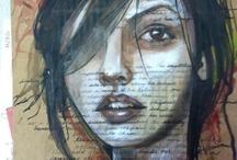 Art Journaling / by Dianne Hogue