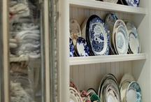 Pottery, China, Ironstone / by Dianne Hogue