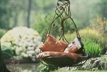 Backyard & Garden / Backyard Designs, Ideas and Garden / by Sarah K Hutchins