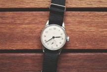 Watches / by Dani