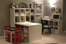 craft space / by Sharilynn Lansdell