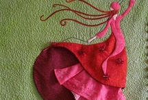 Textile Art / by Raquel Recalde