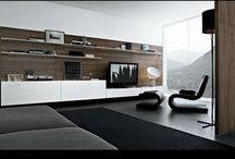 Tv furniture / Storage4tv / by Corina Blokland