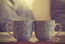 mugs, cups, etc / by Monica Andrea