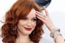 Red Carpet Jewelry: 2012 Emmy Awards / by Netaya