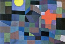 Art: Paul Klee / Collection of works / by Chris Foss