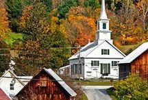 Beautiful New England / by Ellen Beccia
