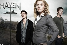 Haven Tv Series / by Richie MacLeod
