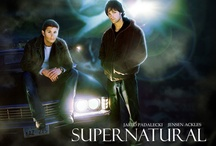 SUPERNATURAL TV SERIES / by Richie MacLeod