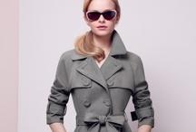 A La Mode: Coats / by Amy Ann Hanfman