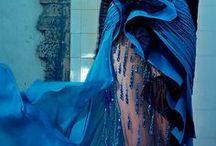 A La Mode: Bleu / by Amy Ann Hanfman