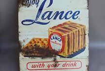 The History of Lance / Visit Lance.com for more fun Lance history facts!  / by Lance Snacks