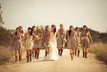 Photography: Country Wedding Inspiration / by Jenny Hansen