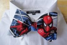 Spider-Man / by Celeste Fournier