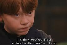 Harry Potter / by Celeste Fournier