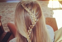 Hair:) / by Bridget Haag