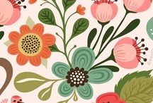 design :: patterns / by Richelle Lynn Garn