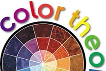 ArtEd- Color theory / by Donna Staten