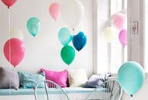 Party Ideas / by Victoria Patchin