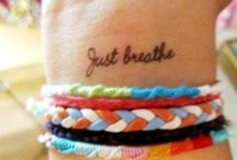 Tats... For me?? / I think I want one, not sure what... Or if I'll ever do it!!!  / by D L
