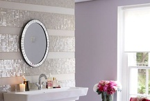tile it on..... / want to do some tilework in our home- these are great ideas / by D L