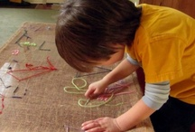 Fine Motor Fun For the Kids / by Kit Rice