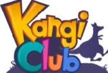Kangi Club / www.kangiclub.com Let's learn English with fun, games...and a kangaroo! Kids of all ages can come and play educational games created to make learning English enjoyable and exciting. Additional Personal Zone for registered Helen Doron English students.  / by Helen Doron English
