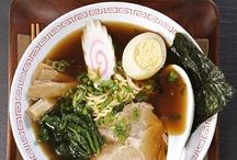 Udon, Soba, Ramen / by Mary Bugy