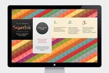 Web + digital design / by Sai Designs