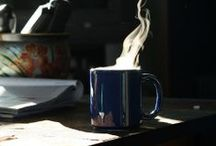 Coffee and tea / by Renée Terheggen