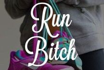 Fit.  / marathoner, body rocker, general ass kicker.  that's me.  / by Reina Lopez