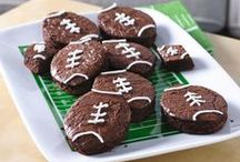 { TOUCHDOWN } / Are you ready for some FOOTBALL? / by Shannon Smith