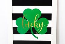 { KISS ME, I'M IRISH } / Don't get pinched! / by Shannon Smith