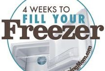 { FREEZE IT } / To make my life EASIER / by Shannon Smith