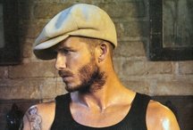 (David Beckham) Fashion God / by Kenneth Penn
