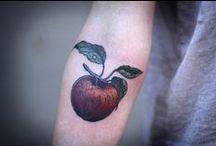 Ink & Skin ✒ / by Ana Pintandolamona