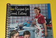 Vintage Cookbooks / by Beth Weathers