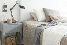 {bedroom} / by Megan Brooke Handmade
