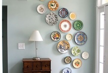 Plates on Walls / by Beth Betts Mallory