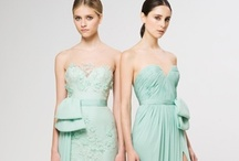 Mint Green Wedding. Wedding in Color. / Finds and Ideas by Nia Person / by Nia Person Bridal
