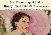 Vintage Beauty  / Retro beauty and fashion posters. Timeless beauty / by Clarisonic
