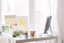 {home office} / by Megan Brooke Handmade