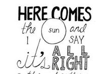 Here Comes The Sun / by Catharina ♥