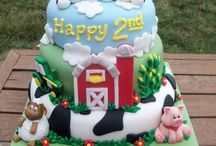 Izzy's Second Birthday barnyard bash! / by Amy McLaughlin