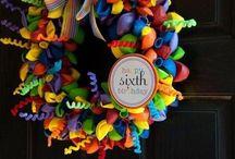 BIRTHDAY IDEAS / by Amber Barnett-Hoover